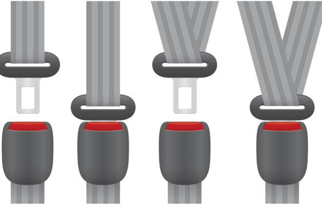seat belt illustration